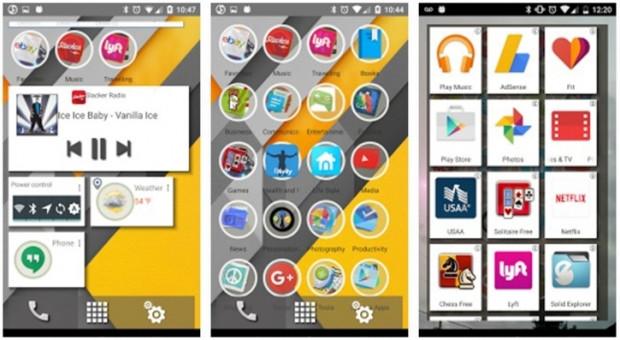 Android için Launcher uygulaması! - Page 1