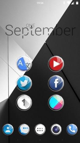 Android için öne çıkan ikon paketleri - Page 4