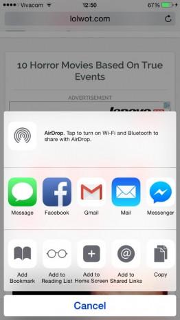 Android kullanıcıları rahatsız edecek 10 iOS durumu - Page 4