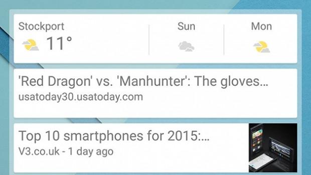 Android Lollipop için 7 en iyi widget - Page 3