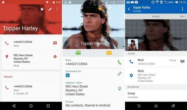 Android Lollipop-TouchWiz-Sense-LG ve Xperia arayüz karşılaştırması (Bölüm-2) - Page 2