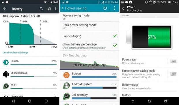 Android Lollipop-TouchWiz-Sense-LG ve Xperia arayüz karşılaştırması (Bölüm-1) - Page 3