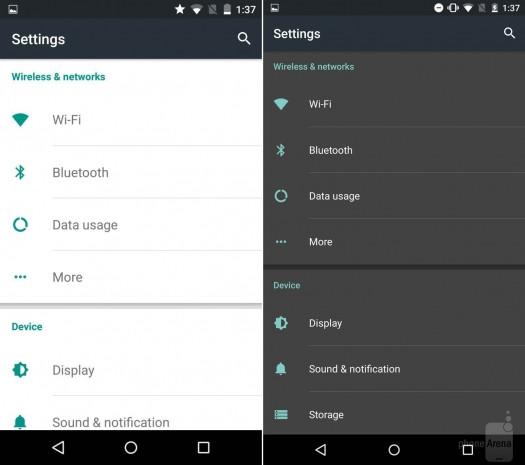 Android Lollipop ve Android M görsel karşılaştırma - Page 3