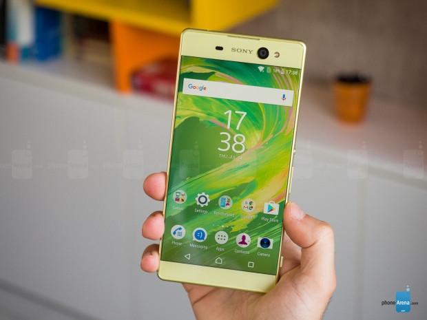 Android Marshmallowlu en büyük telefon  Sony Xperia XA Ultra - Page 1