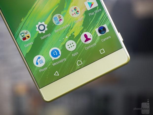 Android Marshmallowlu en büyük telefon  Sony Xperia XA Ultra - Page 4