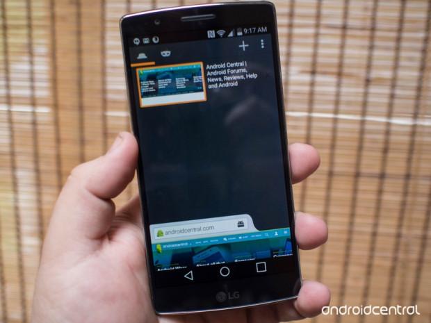Android telefonlar için en iyi 10 tarayıcı - Page 4