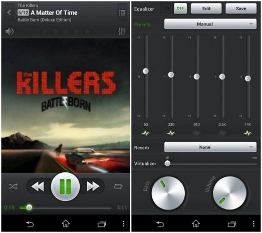 Android telefonlar için en iyi müzik çalar uygulamaları - Page 3