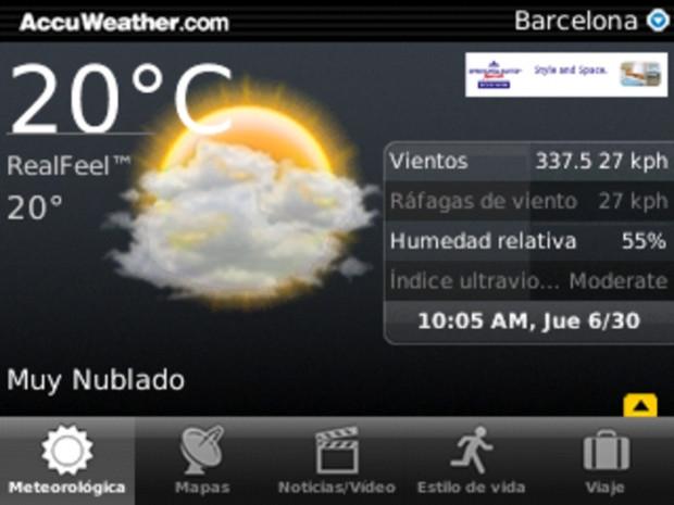 Android ve iOS için en iyi hava durumu uygulamaları - Page 1