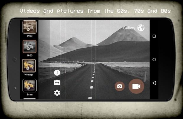 Android ve iOS için en iyi retro kamera uygulamaları - Page 1