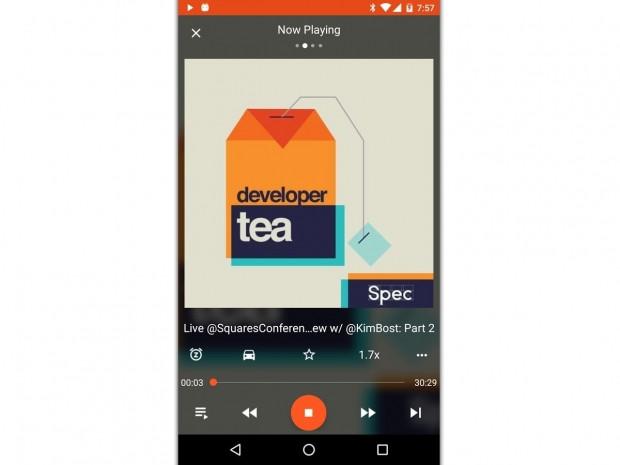 Android ve iOS'ta podcast bulma ve oynatma uygulamaları - Page 3