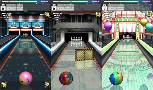Android ve iPhone için en iyi bowling oyunları! 2017 - Page 1