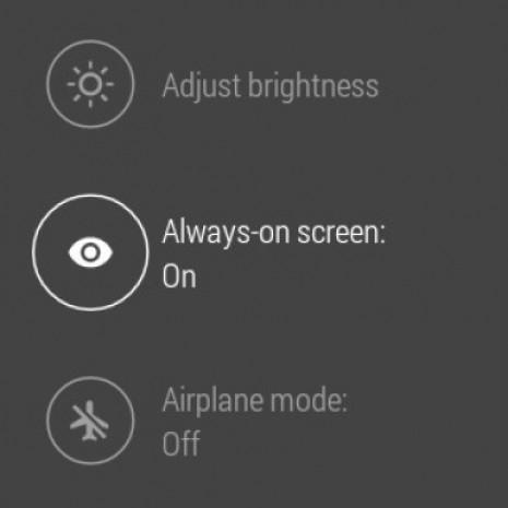Android Wear'ın çeşitli ekran görüntüleri - Page 2