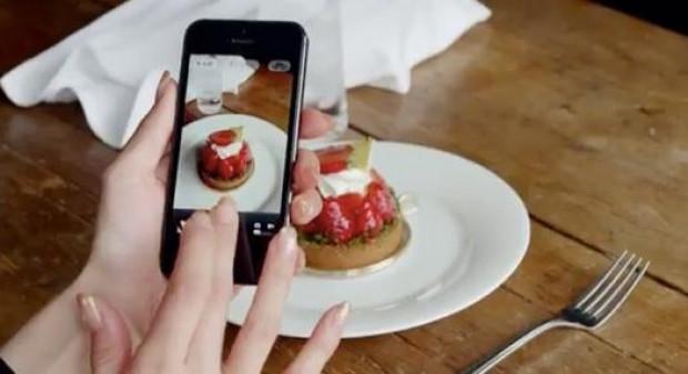 Android'ciler lahmacun, iPhone'cular suşi yiyor! - Page 1