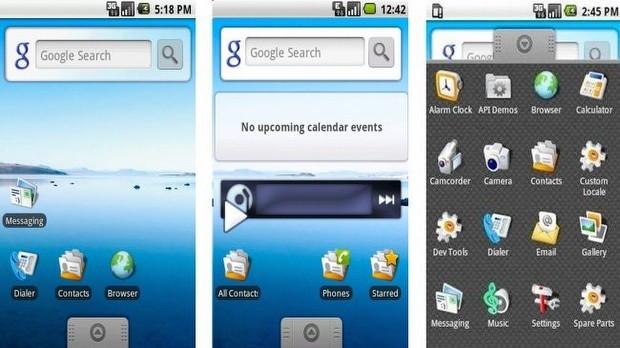 Android'in dünü bugünü - Page 1