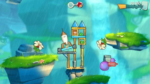 Angry Birds 2 ekran görüntüleri - Page 1