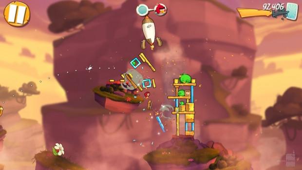 Angry Birds 2 ekran görüntüleri - Page 3