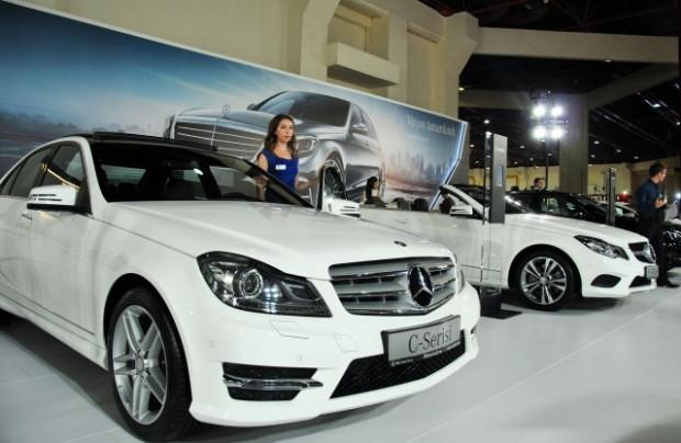 Antalya Autoshow'da muhteşem araçlar - Page 1
