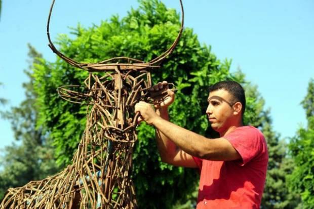 Antalya'da hurdalar sanata dönüştü! - Page 3