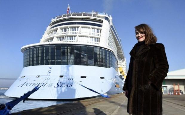 'Anthem of the Seas' yolcu gemisinin içini gördünüz mü? - Page 1