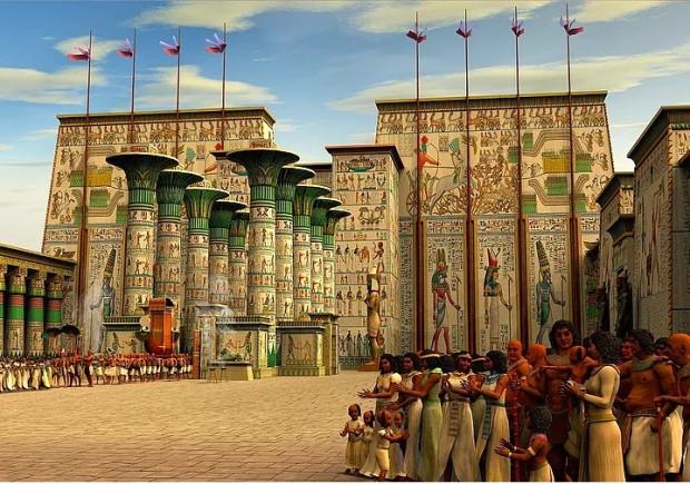 Antik dünyadan 7 yılbaşı kutlaması - Page 1