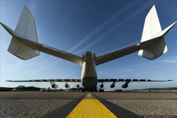 Antonov An-225 Mriya, dünyanın en ağır ve en büyük uçağı - Page 3