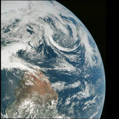 Apollo programından uzayda hayat var mı dedirtecek kalitede 20 fotoğraf - Page 1