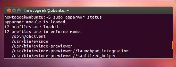 AppArmor ile Güvenlik İşlemi | Linux - Page 4