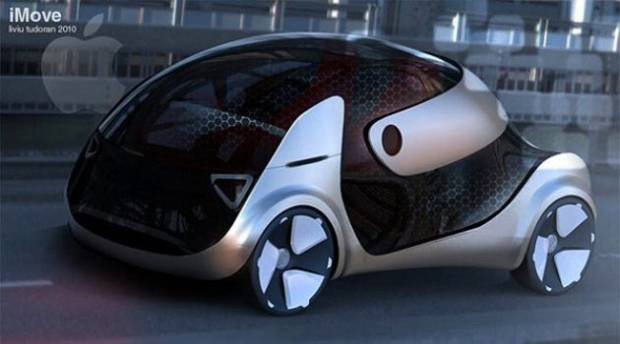 Apple, bir otomobil yapsaydı, nasıl olurdu? - Page 1