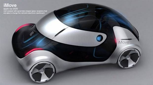 Apple, bir otomobil yapsaydı, nasıl olurdu? - Page 2