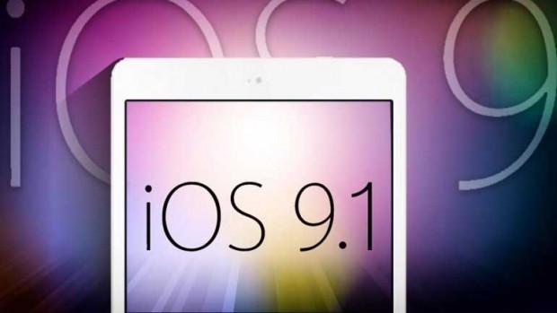Apple, iOS 9.1 güncellemesini yayınlandı - Page 1