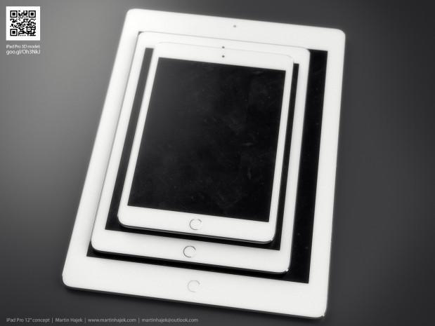 Apple iPad Air Pro12'nin 3D görüntüleri sızdı - Page 1