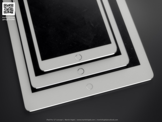 Apple iPad Air Pro12'nin 3D görüntüleri sızdı - Page 3