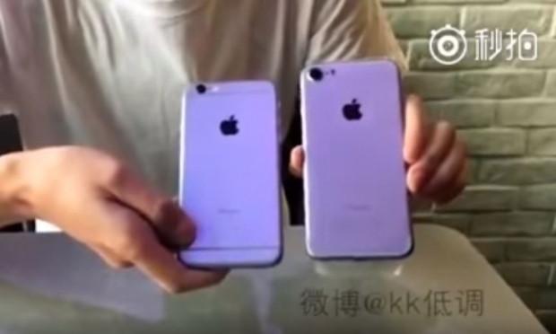 Apple iPhone 7 Apple iPhone 6S yan yana göründü - Page 3