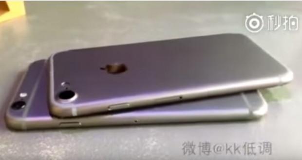 Apple iPhone 7 Apple iPhone 6S yan yana göründü - Page 4