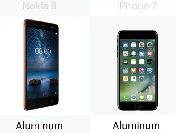 Apple iPhone 7 ve Nokia 8 karşılaştırma - Page 2