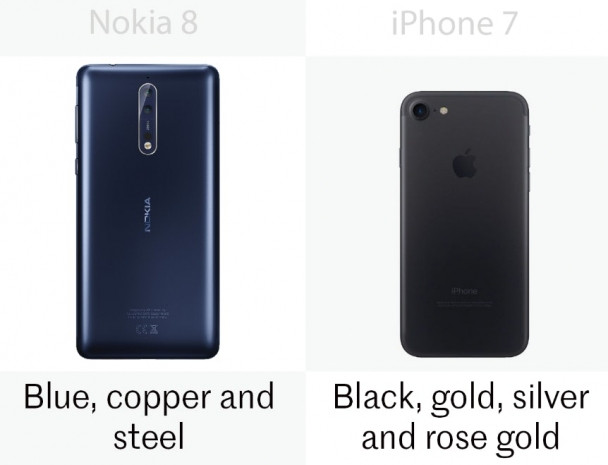 Apple iPhone 7 ve Nokia 8 karşılaştırma - Page 3