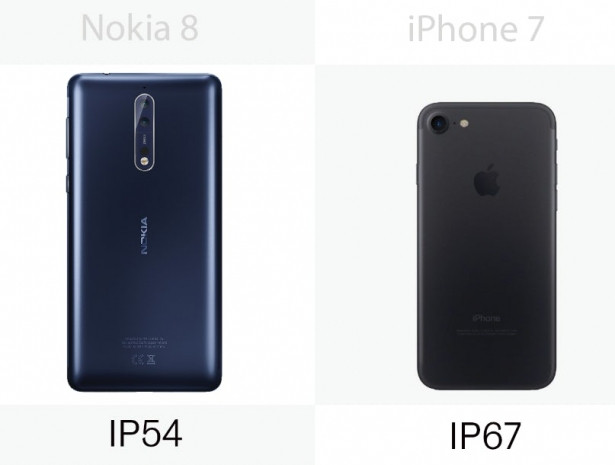 Apple iPhone 7 ve Nokia 8 karşılaştırma - Page 4