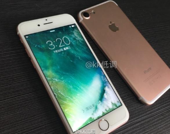 Apple iPhone 7'nin arka kapağı ve kulaklığı sızdı - Page 2