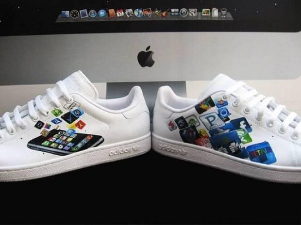 Apple iPhone ayakkabı işinede el attı - Page 4