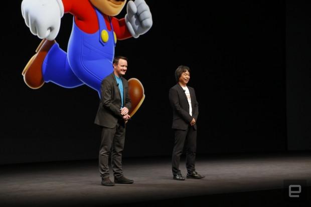 Apple, iWork ve Süper Mario Plus'ı tanıttı işte ilk kareler - Page 1