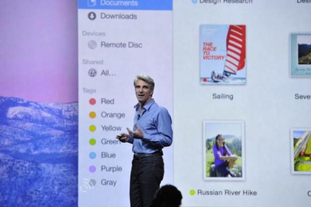 Apple OS X Yosemite, tanıtımı ve özellikleri - Page 1