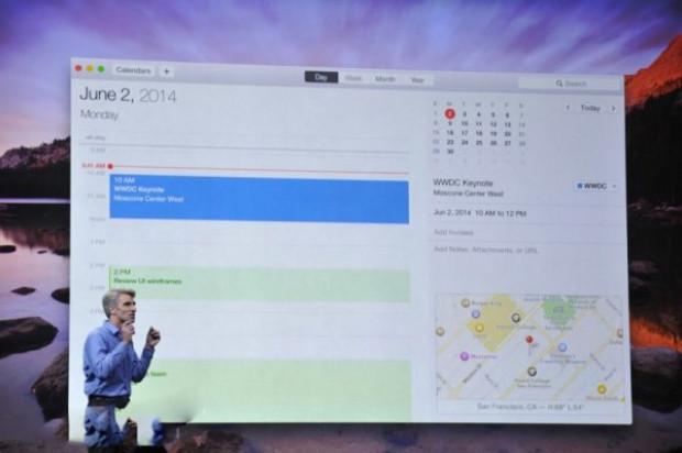 Apple OS X Yosemite, tanıtımı ve özellikleri - Page 3