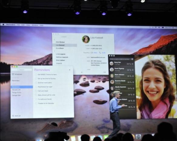 Apple OS X Yosemite, tanıtımı ve özellikleri - Page 4