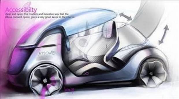 Apple, otomobil yapsa nasıl olurdu? İşte böyle ! - Page 1