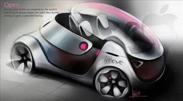 Apple, otomobil yapsa nasıl olurdu? İşte böyle ! - Page 2
