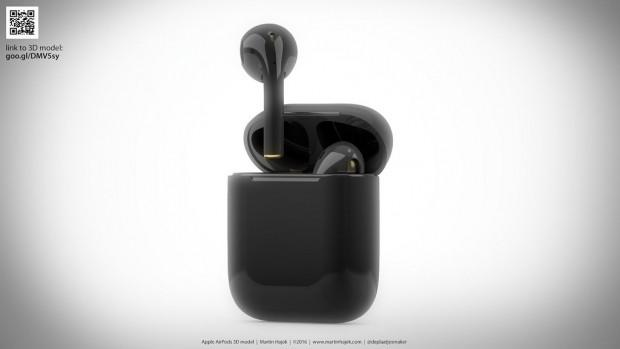 Apple, siyah AirPods yapsa nasıl görünürdü? - Page 3