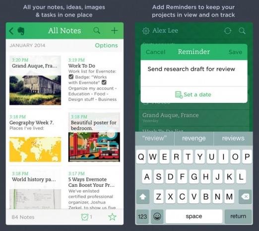Apple uygulamalarından daha iyi 16 uygulama - Page 2
