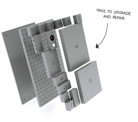 Apple ve Samsung'u unutun, PhoneBloks geliyor - Page 1