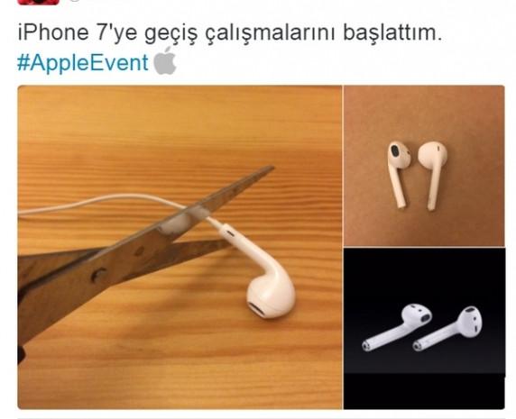Apple ve yeni kulaklığı Airpods dalga konusu oldu - Page 2