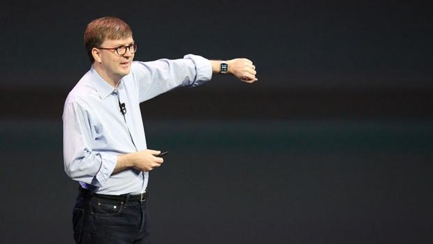 Apple Watch arayüzünden ilk kareler! - Page 2